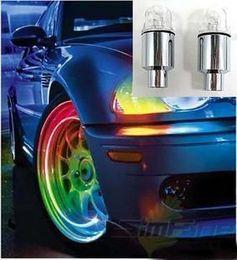 Wholesale Led Auto Amber Strip Lights - [New arrival] [Hot sale] Car intelligent tyre lights Colorful decoration lamp auto supplies LED strip car light