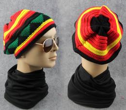 Cappelli alla moda unisex Berretto a bandiera con bandierina a quattro colori Berretto a forma di berretto rosso, verde e giallo Berretto a tondo da donna per uomo Berretto adulto hip-hop da berretto rosso maglia fornitori