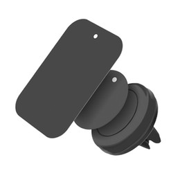 Wholesale Magnetic Vehicles - dodocool Portable 360° Rotation Universal Magnetic Vehicle Mount Air Vent Bracket Stand Holder for iPhone 6 6 Plus 5 5C 5S 4 4S Samsung Sma