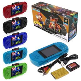 Jeu vidéo 2.7 en Ligne-Game Player PVP Station Light 3000 (8 bits) 2,7 pouces écran LCD PVP3000 Console de jeu vidéo portable Console Mini boîte de jeu portable