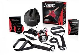 Wholesale Fitness Items - Fitness Resistance Bands CrossCore180 Strength Training Pull Rope Hot Item DHL Free