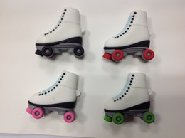 Wholesale E Roller - Roller skate usb 2.0 pen drive flash drive memory stick pen ice skates u disk 4GB 2GB 8GB 16GB great gift