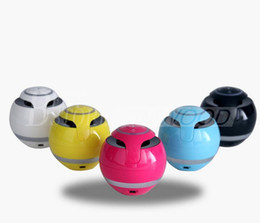 Wholesale Mini Speaker For Pc Tablet - Bluetooth Speaker Wireless Hand Free Calling FM TF Card Bluetooth Multi-function Bluetooth Speaker For Phone ,Tablet PC ,Ipod 5 DHL Free