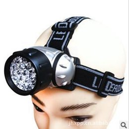 Wholesale Led Headlights Orders - LED Headlamp Headlight Outdoor Camping Tents Flodling Torch Flashlight Hiking Climbing Huntering Head Lamp Light Lanterna Boruit order<$18no