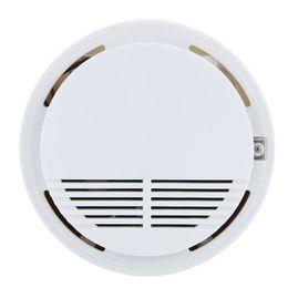 Wholesale Sensor Photoelectric - Safearmed TM Standalone Photoelectric Smoke Alarm Fire Smoke Detector Sensor Home Security System for Home Kitchen 9V