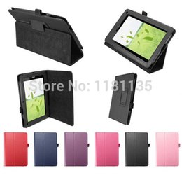 Wholesale Cover Tablet Acer Iconia B1 - Luxury New Fashion PU Leather Flip Stand For Acer Iconia Tablet B1 B1-A71 Wallet Pouch Bag Case Cover