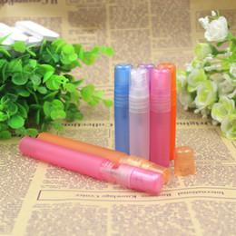 Wholesale Spray Pen - 3ml 5ml 10ml 20ml 30ml Perfume pen Bottle Candy color mini Spray my bottle portable Perfume Atomizer travel free shiipping