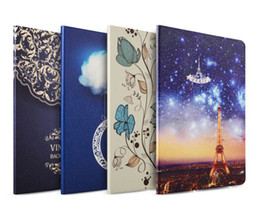 Wholesale Anime Skin - Cartoon Case For Apple Ipad Mini 3 2 4 PU Leather Anime Cute Smart Cover Stand For Ipad Air For Kids Children