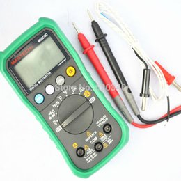 Wholesale Pocket Multimeter - free shipping MS8239C Pocket Auto Range multifunction digital multimeter for capacitance temperature frequency CAT.III 600V order<$18no trac