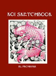 Wholesale Koi Sketch Tattoo - Wholesale-PDF Format Tattoo book traditonal tattoo pics all kinds of KOI sketch tattoo Flash Book Tattoo Designs Sketch Free Shipping