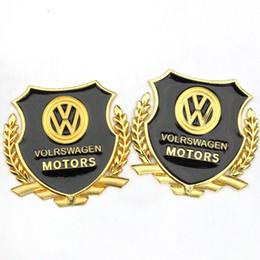 Wholesale Volkswagen Jetta Stickers - car window door stickers for Volkswagen wv jetta mk5 mk6 passat b5 b6 b7 polo golf6 tiguan 2008 2009 2010 2011 2012 2013