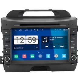 Wholesale Car Stereo Kia Sportage - Winca S160 Android 4.4 System Car DVD GPS Headunit Sat Nav for Kia Sportage 2014 - 2015 with CANBUS 3G Radio Stereo