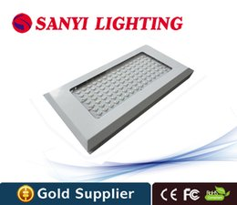 Wholesale Led 3w Grow Greenhouse - Greenhouse grow led light 300w hydroponic lighting red 630nm blue 460nm with 100pcs 3w led chips