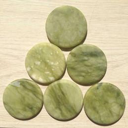 2019 colla verde Green Jade Stone Glue Pallet plate Attrezzi per trucco estensione ciglia colla verde economici