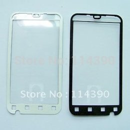 Wholesale Defy Touch - Wholesale-digitizer touch screen waterproof adhesive sticker FOR Motorola DEFY MB525 ME525