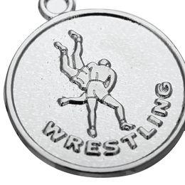 Wrestling pendants online wrestling pendants online en venta en es 7 fotos wrestling pendants en venta grabado de plata antigua grabado hombre de lucha mensajes colgante del aloadofball Image collections