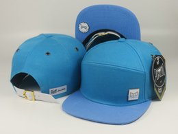 Wholesale Order Strapback - Beaitiful Hot Sale sky blue Melin Men Sport caps snapback Snapbacks caps Snap Backs Strapback hats High Quality mix order Drop shipping LS