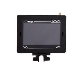 Wholesale Monitor Rc - Original WLtoys V686G Part V686-23 V686-25 Sun Shade Display Screen fpv monitor for JJRC WLtoys V686G RC Drone Parts order<$18no track