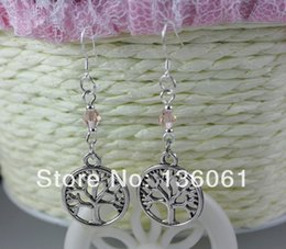 Diy chandelier earrings coupons promo codes deals 2018 get diy chandelier earrings promo codes 925 sterling silver earrings alloy tree life crystal beads charms aloadofball Choice Image
