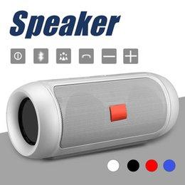 Wholesale Mini Speaker Metal - Charge 2+ Subwoofer Portable Bluetooth Speaker Waterproof Wireless Shower Handsfree Call Receiver Bass Speaker with Retail Package