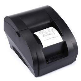 Wholesale Mini Printers - Label printer Mini 58mm Thermal Printer Ticket POS Thermal Receipt Printers USB Interface Restaurant Bill Printer