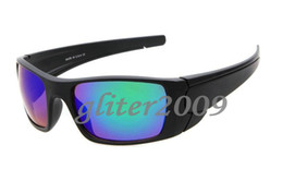 Wholesale Glasses Mens Fashion Brand Sports - 10 colors Hot sale Fashion fuel cell Sunglasses Brand Mens Sports Outdoor Sun Glasses Mountaineering ski goggles free shipping