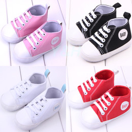 Wholesale Toddler Winter Sale - 2016 Hot Sale New Brand Baby Girl Shoes First Walkers Cotton Soft Kids Toddler Shoes Newborn Sports Antislip Shoes Free Shipping