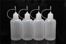 Wholesale Plastic Eyes Dropper Bottle - Needle bottle empty Mini hdpe plastic needl tip pe eye dropper bottle 1 oz 10ml 20ml 30ml 50ml High quality for e cigarette