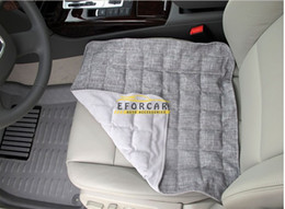 Wholesale Winter Seeds - 2Pcs Car Seat Cushion Single Linen Hawthorn Seed Cassia Buckwheat Shell Seat Four Seasons Pad Set Summer Winter