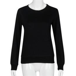 Wholesale Women Blouse Dog - Wholesale- Luck Dog Women Letter Print Top Blouse Couple Long Sleeve Sweater