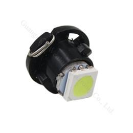 Wholesale Van Led Lights - T4.7 Neo Wedge 5050 Led A C Climate Heater Control Bulbs Lamp Light For 2001-2012 Dodge Ram 1500 Van Intrepid Dakota Caravan
