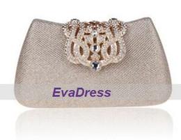 Abalorios patrón de bolso de hombro online-Casual Famous Fashion Beads Patrón de flores de cristal Tarde de embrague Crossbody Bolsos de hombro Bolsos de mujer Diseñador de estilo
