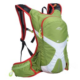 Wholesale Road Bike Equipment - Riding Bicycle Backpack Cycle Equipment 15L Small Bike Rucksacks Cycling Bag Outdoor Running Travel Sport MTB Road Riding Bag 6Colors