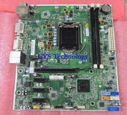 Wholesale intel h61 motherboard - Industrial equipment board for original H61 motherboard for H-JOSHUA-H61-uATX 698346-501 696233-001 Intel H61 s1155,work perfect