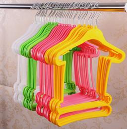 Wholesale Clothes Hangers Plastic Kids - New Style Petite Plastic Bodysuit Hanger for Baby,Children, Kid Hanger