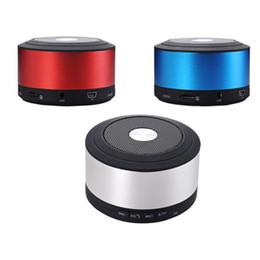 Wholesale N8 Speaker - N8 Speakers Bluetooth Portable Wireless TF Card FM Radio MINI HiFi Speaker Multi-color DHL Free Shipping MIS102