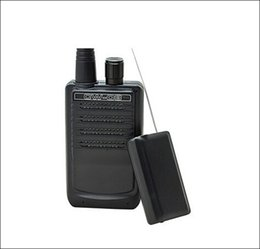 Wholesale Transmitter Bugs - Free shipping CW-03 Micro Wireless Audio spy listening device Receive Transmitter bug Wireless Voice Audio spy Transmitter+Receiver