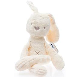 Canada 2019 Anglais aristocratique 54cm Mamas Papas bébé lapin sommeil confort poupée jouets en peluche doux en peluche lisse lapin obéissant sommeil calme poupée cheap mamas papas baby toys Offre