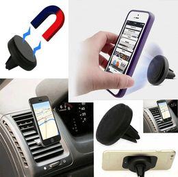 Manyetik Araba Cep Cep Akıllı Telefon Tutucu Mini Hava Firar Dağı Handfree Mıknatıs Cep Telefonu iPhone Samsung Için nereden