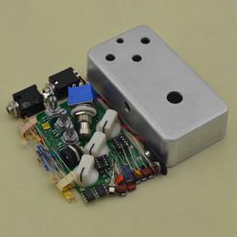 simulador de guitarra Rebajas Arme su caja de bricolaje Fuzz Face Pedal kit DIY @ DIY FUZZ PEDAL BOX