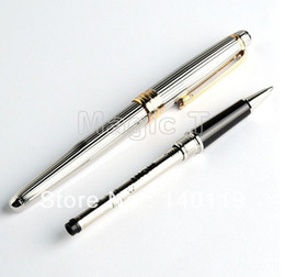 Wholesale Metal Orbs - Free delivery ball point pen brand fashion office administrative business writing pen 990 Orb pen