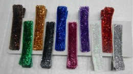 Wholesale Glitter Grosgrain - 300pcs Grosgrain Ribbon Alligator Clip Lined Clips,Single Pronged Single Prong Ribbon Lined Glitter Alligator Clips