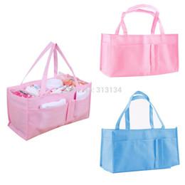 Wholesale Baby Diaper Nappy Bag Bottle - Mummy bag bottle storage multifunctional Separate bag,Nappy Maternity Handbag baby Diaper Organizer