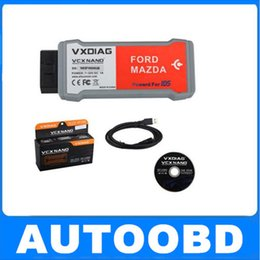 Wholesale New Vcm - New release VXDIAG VCX NANO For Ford and Mazda 2 in 1 With IDS V95 Replacement for Ford VCM 2 by DHL Shipping