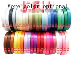 "Wholesale Green House Sales - 15% off hot sale fashion 25yards ROLL Wedding ribbon 3 8""(10mm) single-sided ribbon Gift Packaging accessories wedding decoration"
