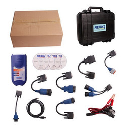 Wholesale Nexiq Software - Promotion NEXIQ Usb Link Nexiq 125032 + Software Diesel Truck Diagnose Interface and Software with All Installers
