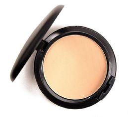 Wholesale Blot Powder - New Foundation Brand Make-up Studio Fix Powder Cake Easy to Wear Face Powder Blot Pressed Powder Sun Block Foundation 15g NC & NW