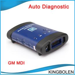 Wholesale Auto Mdi - Professional Auto diagnostic tool GM MDI scanner for GM cars High quality Multi-language