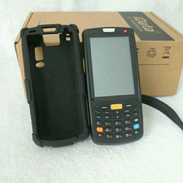 Wholesale Pda Scanners - Wholesale- idata 90 and 95 mobile terminal PDA silicion case used for enhance resistance to dropping and prevent damage