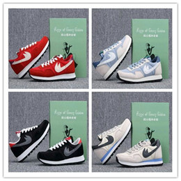 Wholesale Knitted Baby Shoes - new Air Zoom Mariah Racer baby children boys girls 2 runner kids running Shoes trainers knitting sneakers sports shoes size26-35